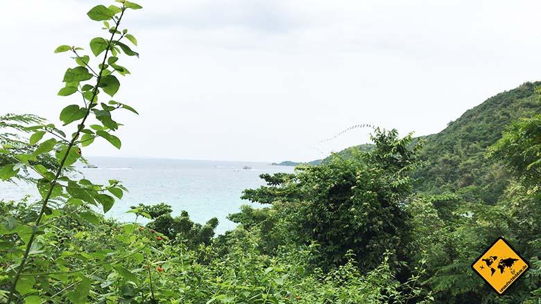 Koh Larn Island Tong Lang Beach