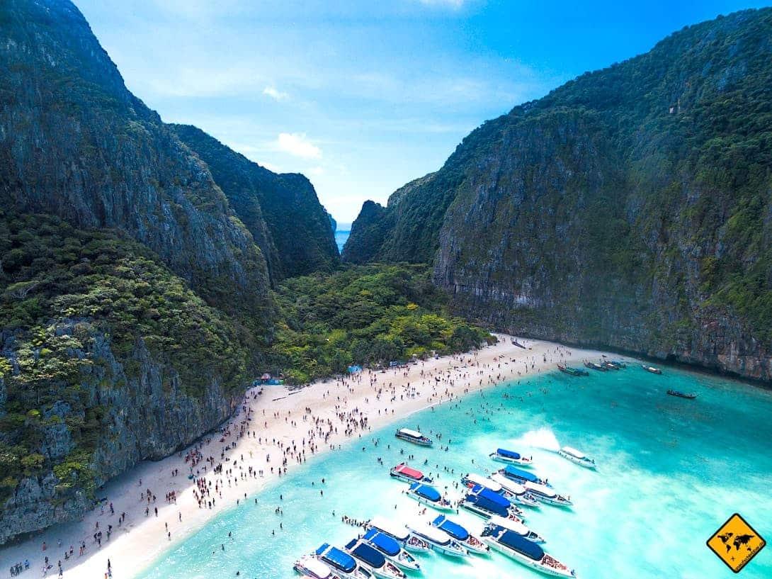 Koh Phi Phi Ley Maya Bay