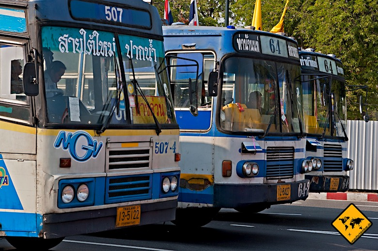 Koh Samui Anreise Bus