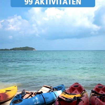 Koh Samui Reiseführer Inselguide 99 Aktivitäten