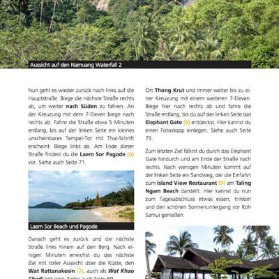 Koh Samui Reiseführer Inselguide Ausflugsinfo