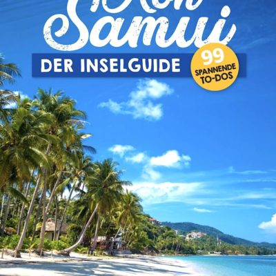 Koh Samui Reiseführer Inselguide Cover
