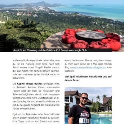 Koh Samui Reiseführer Inselguide Grundinfo 2