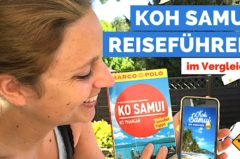 Koh Samui Reiseführer im Vergleich – Top 3 Guides