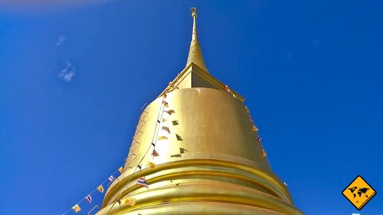 Koh Samui Sehenswürdigkeiten Khao Hua Jook Pagode