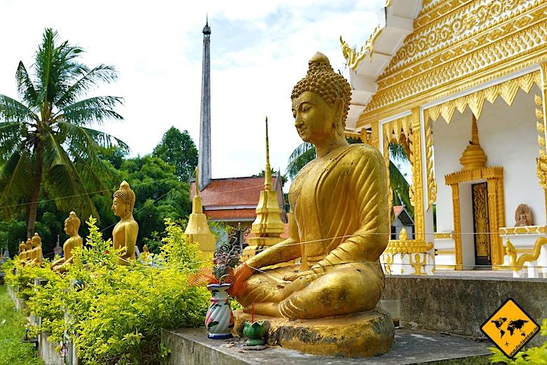 Koh Samui Sehenswürdigkeiten Tempel