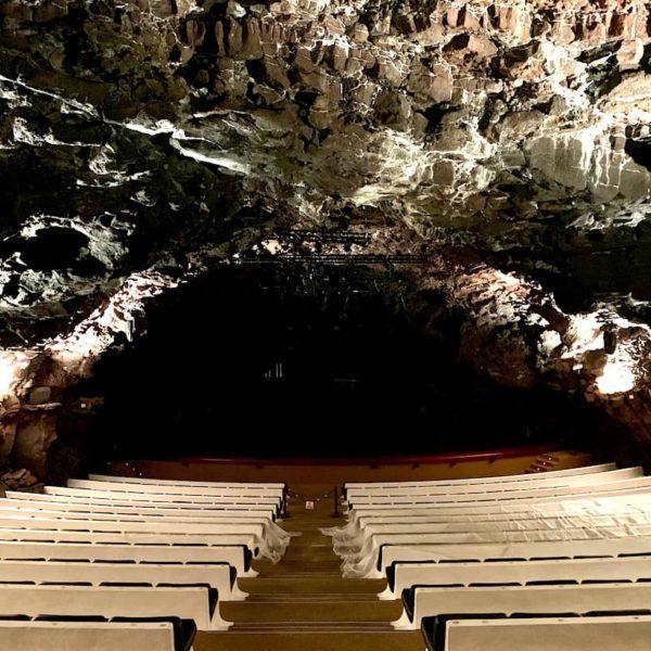 Konzertsaal Jameos del Agua Lanzarote