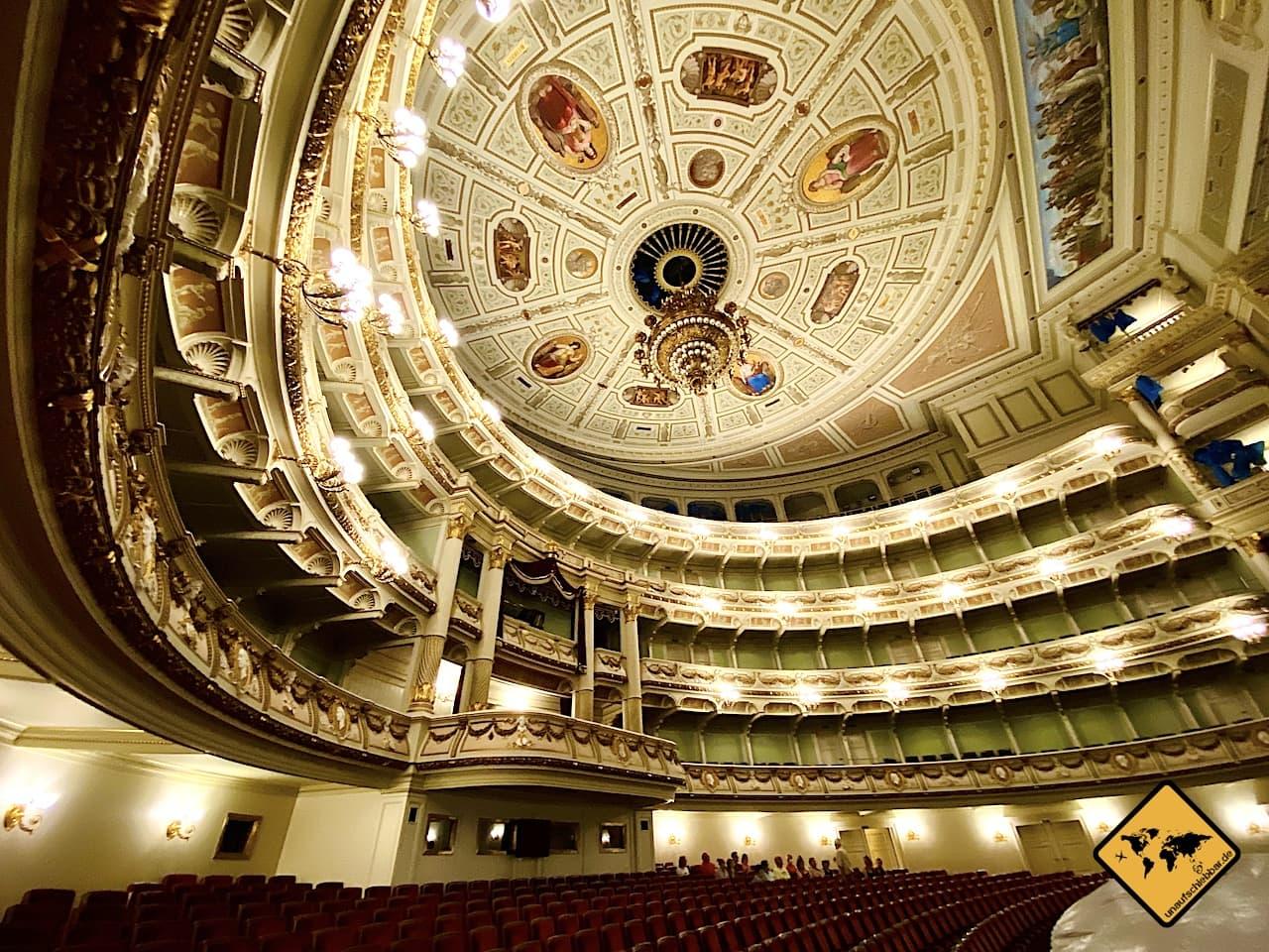 Konzertsaal Semperoper Dresden