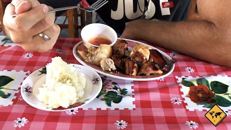 Kosten Thailand einheimisches Essen