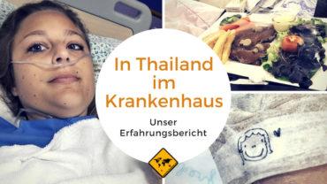 Krankenhaus Thailand – Ein Erfahrungsbericht aus erster Hand