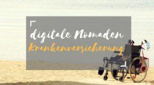 Krankenversicherung digitale Nomaden Facebook