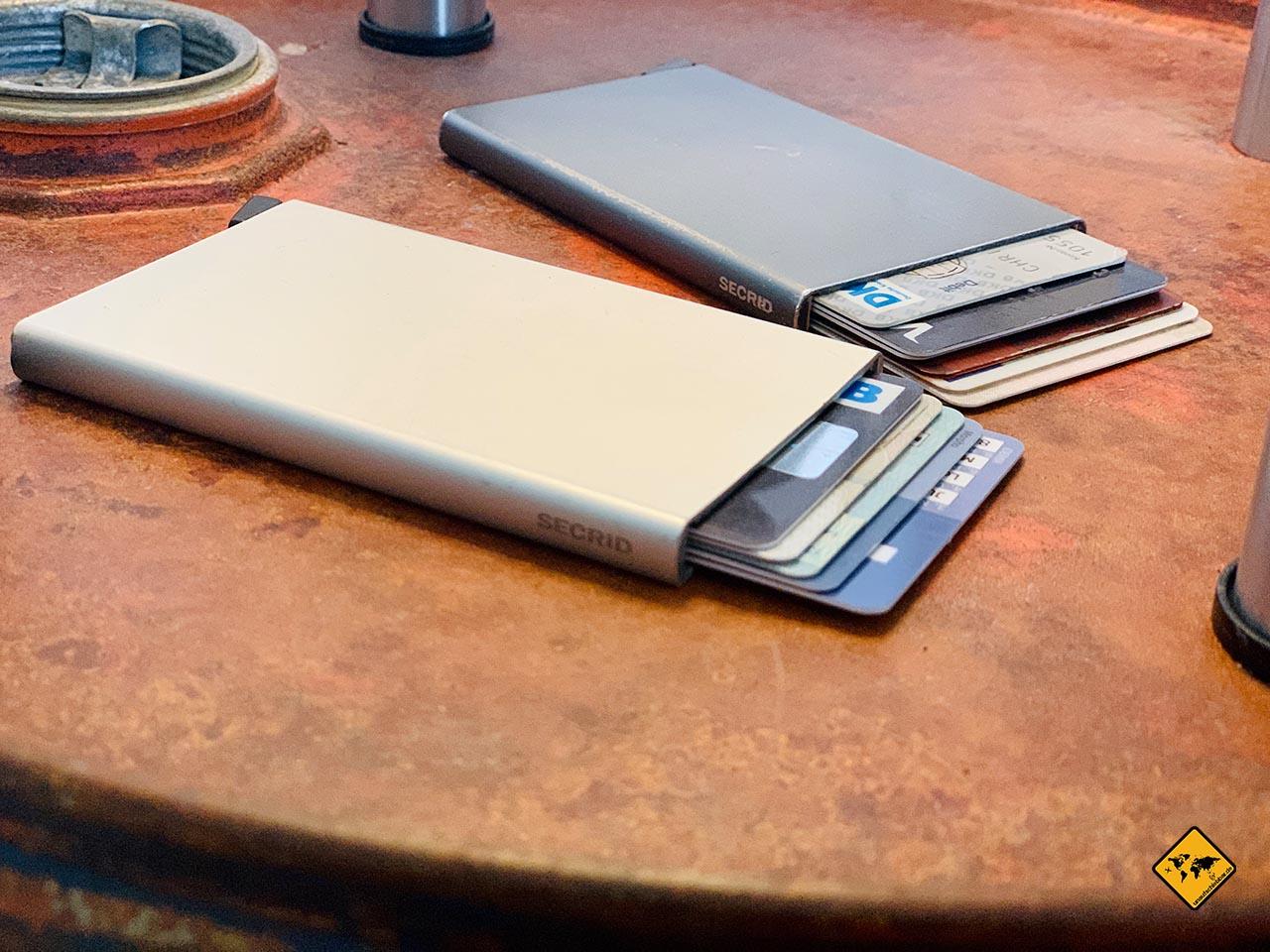 Kreditkarten SECRID Cardprotector
