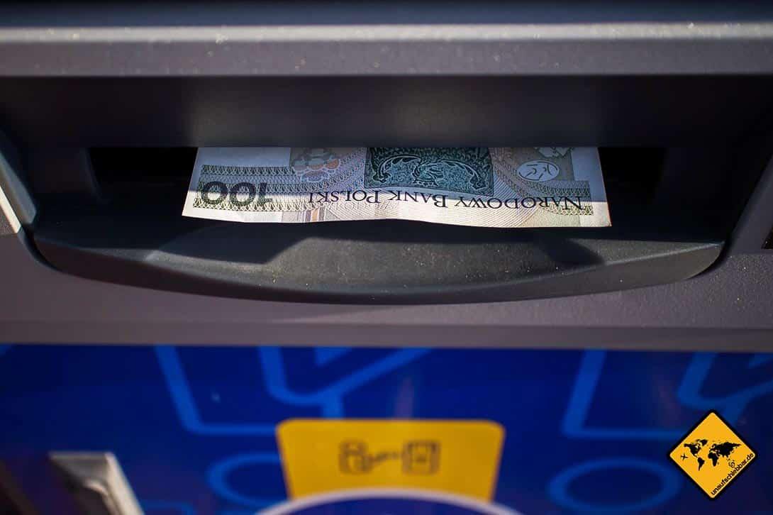 Kreditkarten Vergleich - Fremdwährung Umrechnung 100 zt