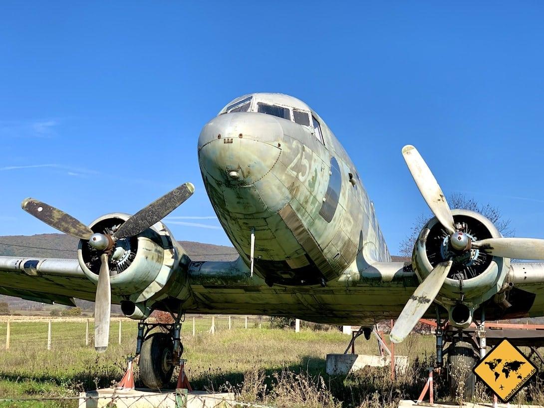 Krila Gacke Douglas DC3 Flugzeug