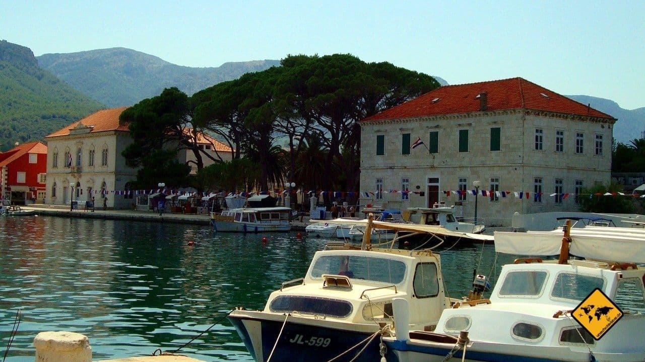 Kroatien Hvar Boot mieten