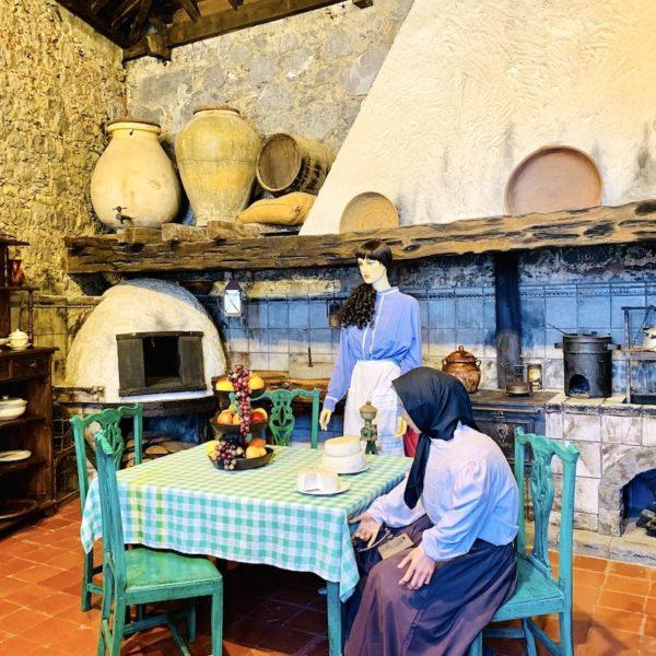 Küche Casa de los Balcones