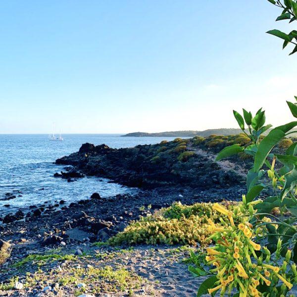 Küste Las Galletas Teneriffa