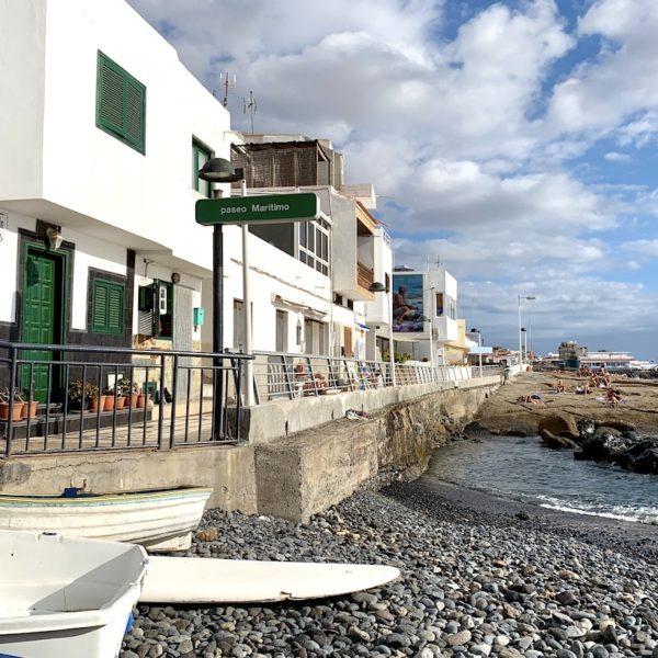 Küstenwanderung Teneriffa La Caleta de Adeje