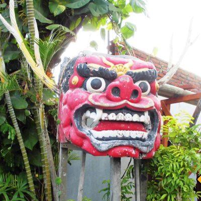 Kultur und Religion prägen das Straßenbild einer Bali Rundreise
