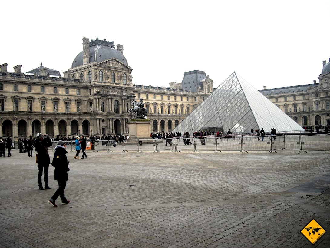 Kunstmuseum Louvre City Pass Paris