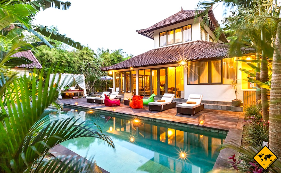 Kuta Bali Villa Privatpool