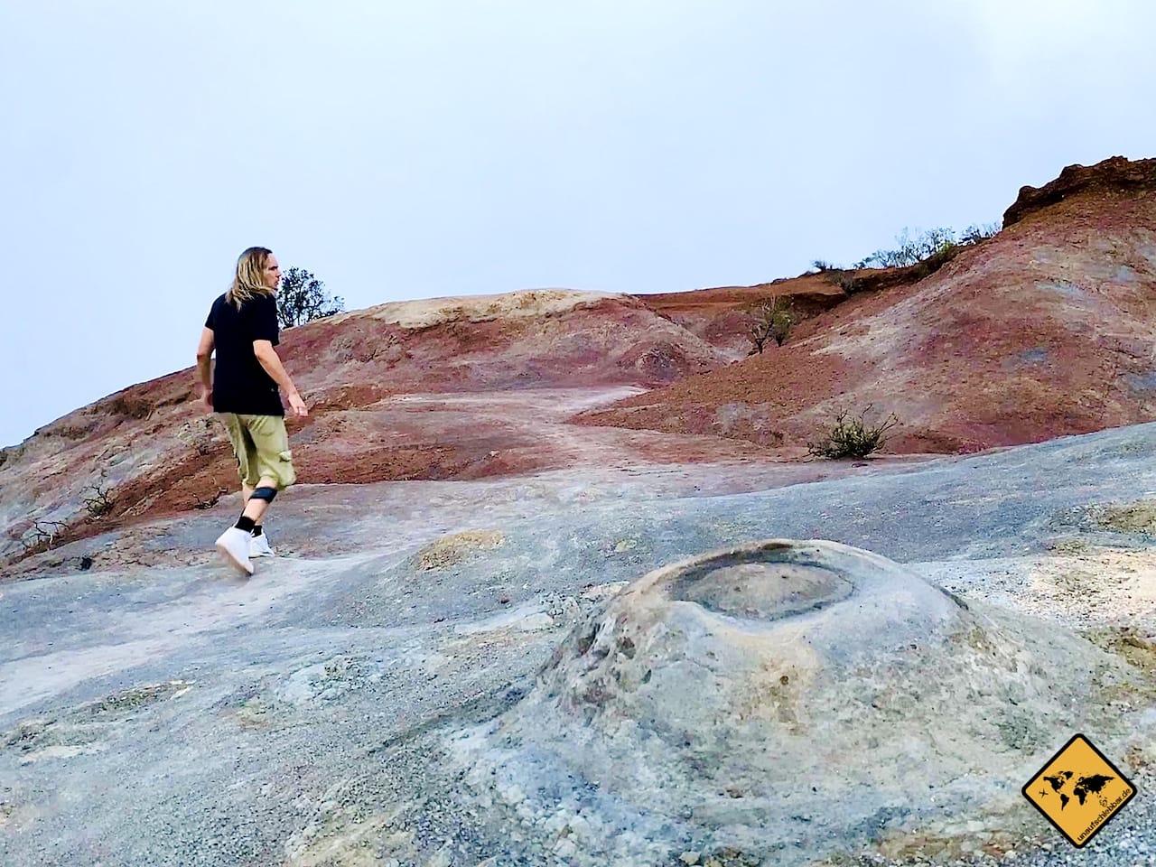 La Gomera wandern Montaña El Cepo