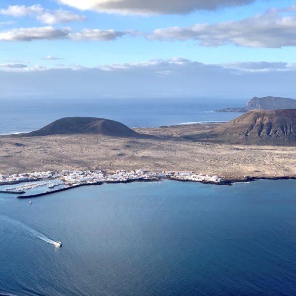 La Graciosa Fähre Mirador del Río Lanzarote