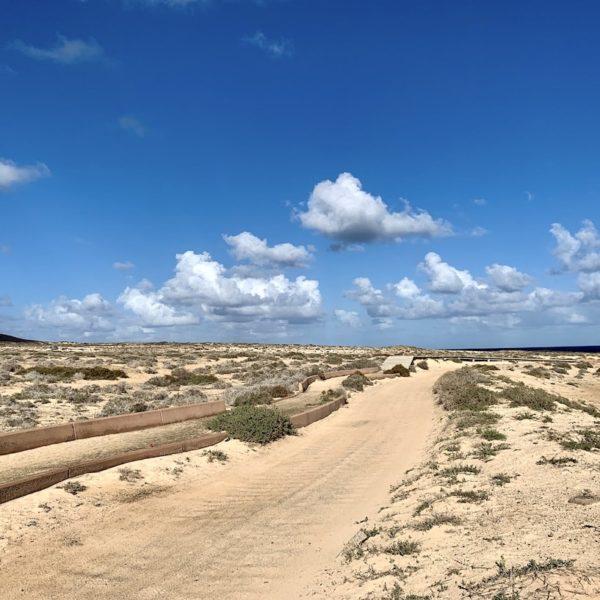 La Graciosa Sandstraße