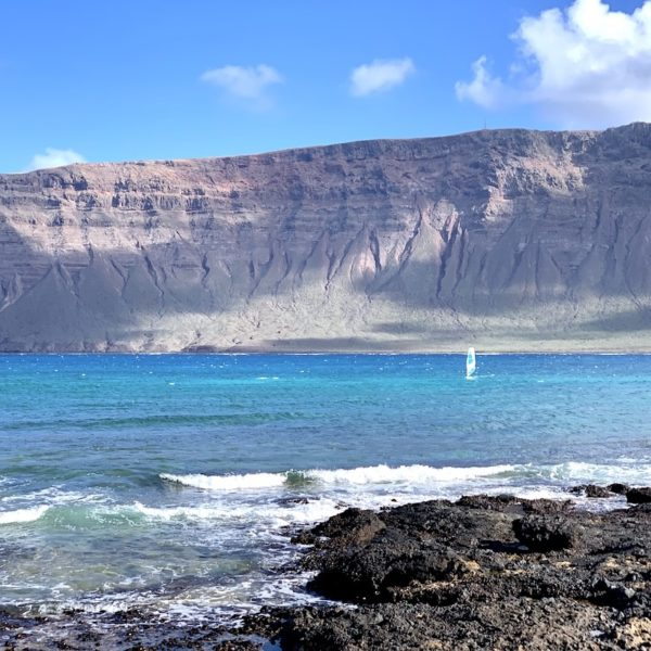 La Graciosa Windsurfen