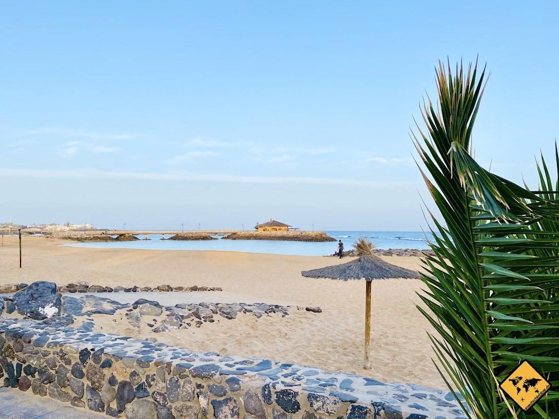 La Guirra Beach Caleta de Fuste
