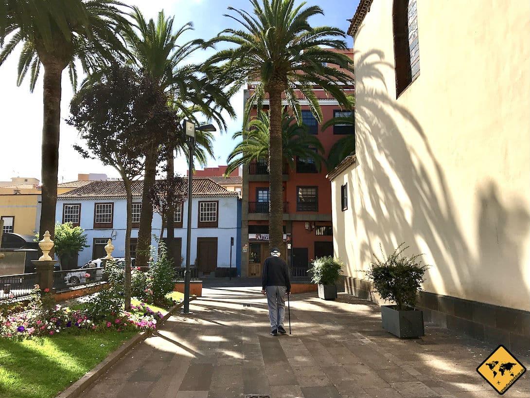 Die historische Altstadt von San Cristóbal de la Laguna ist ein guter Ausgangspunkt für deinen Ausflug ins Anaga Gebirge