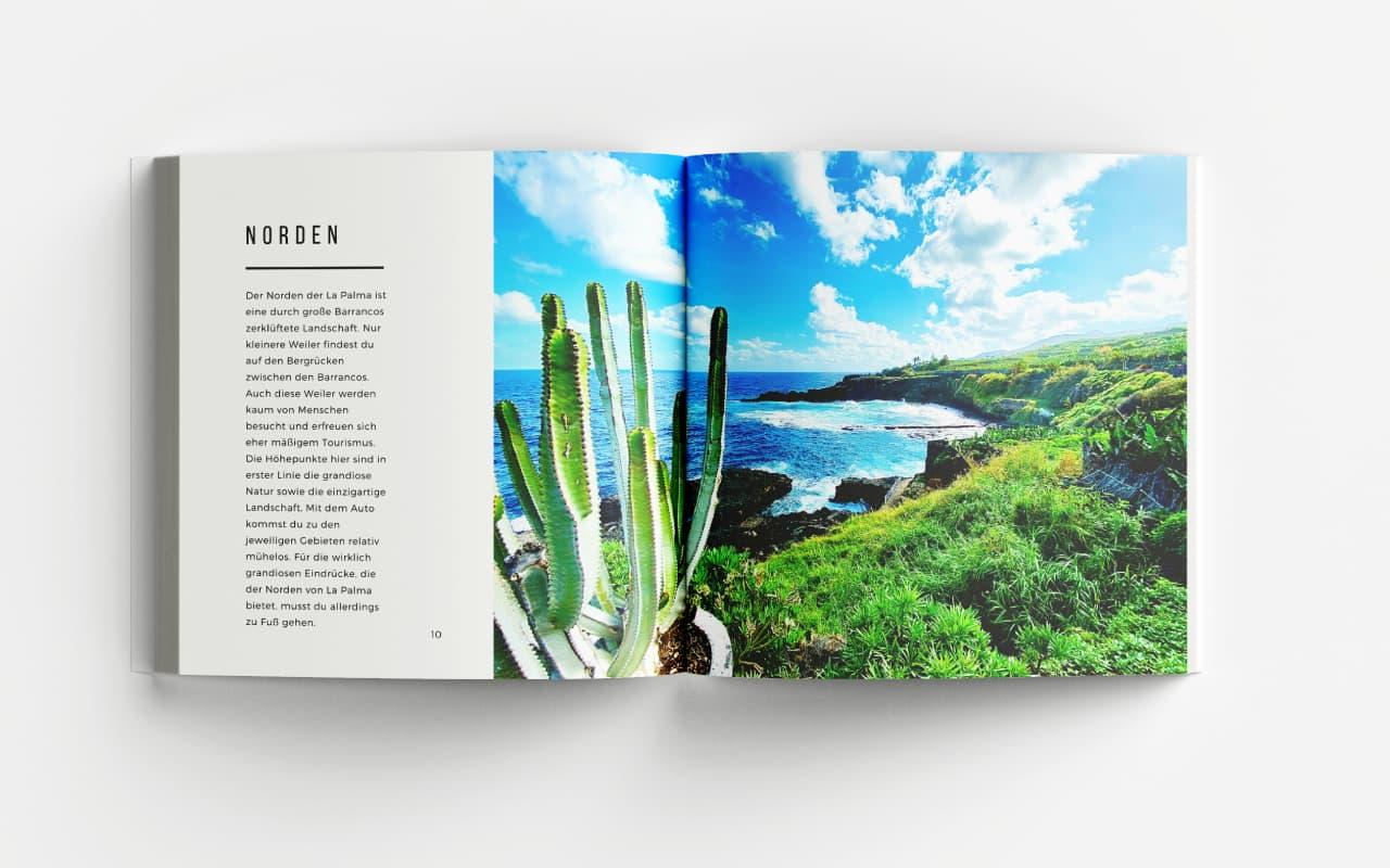 La Palma Bildband Fotoband 5 Regionen 1 Buch