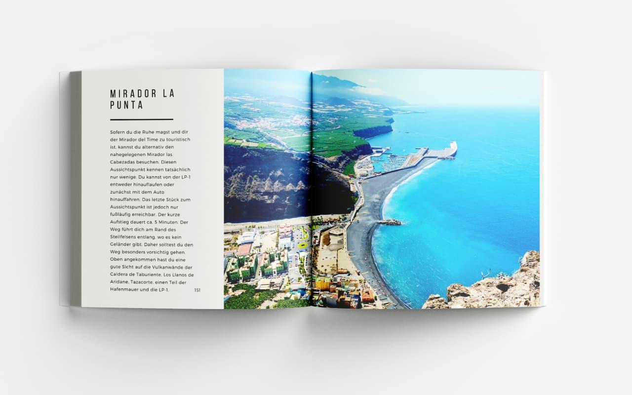 La Palma Bildband Fotoband Hochwertige Farbfotos