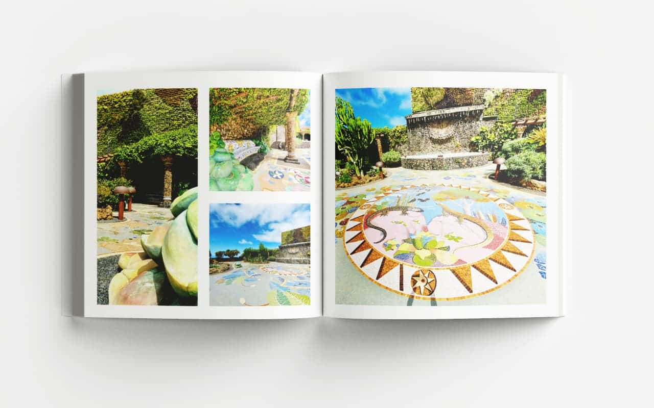 La Palma Bildband Fotoband einzigartige Plaetze