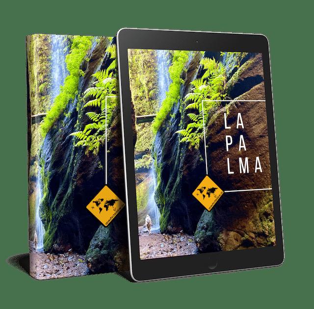 La Palma Bildband iPad Mockup klein