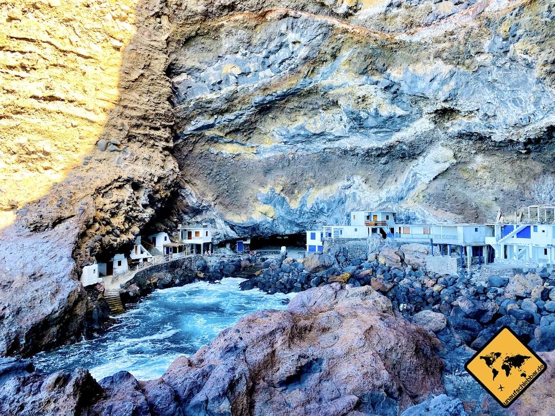 La Palma Reisetipps Porís de Candelaria