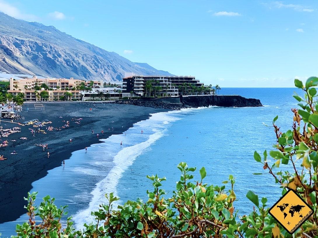 La Palma Sehenswürdigkeiten Puerto Naos