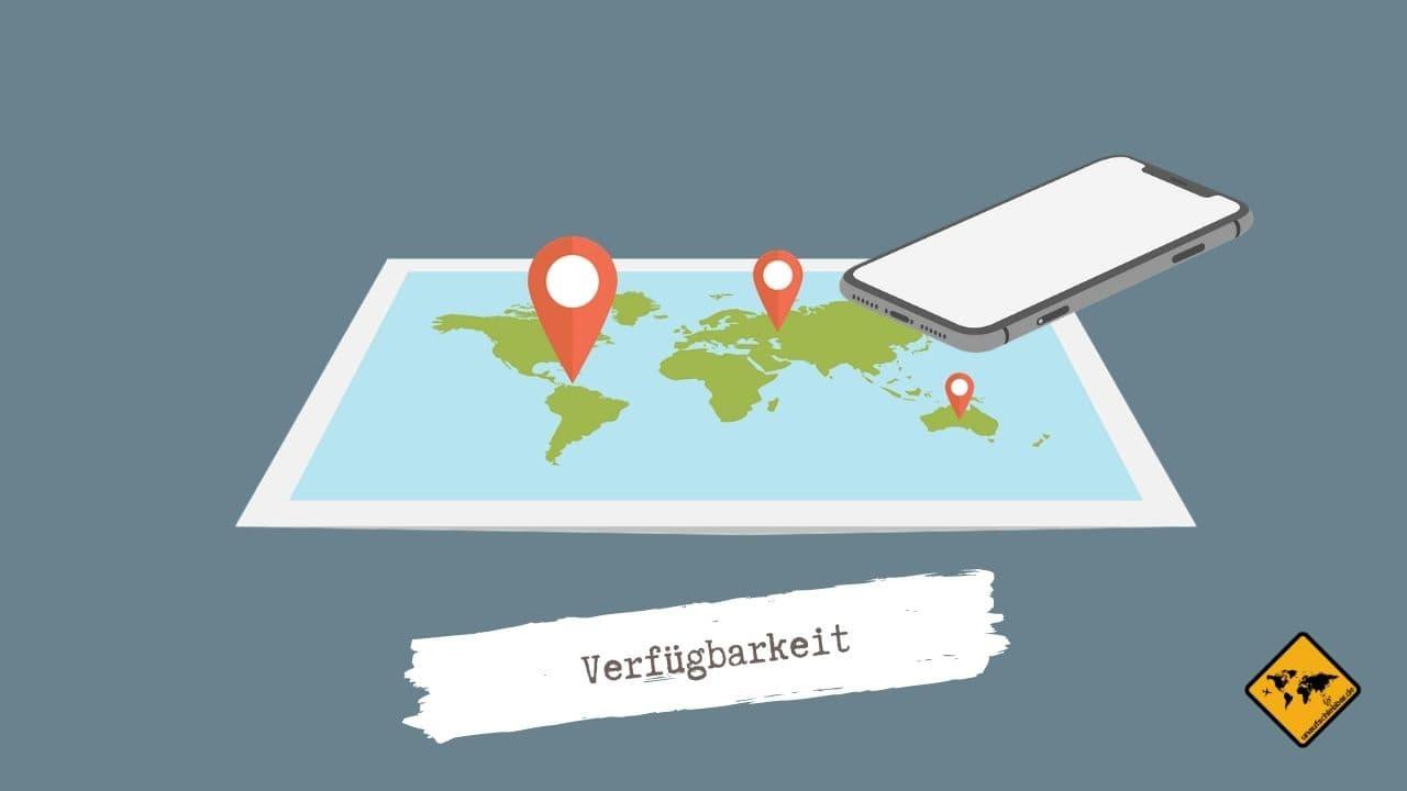 Länder Satellite App