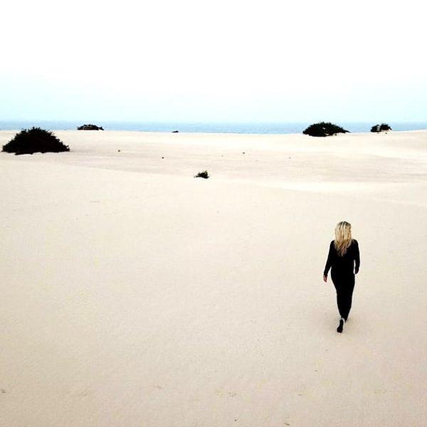 Lanzarote Ausflug: Sanddünen von Fuerteventura