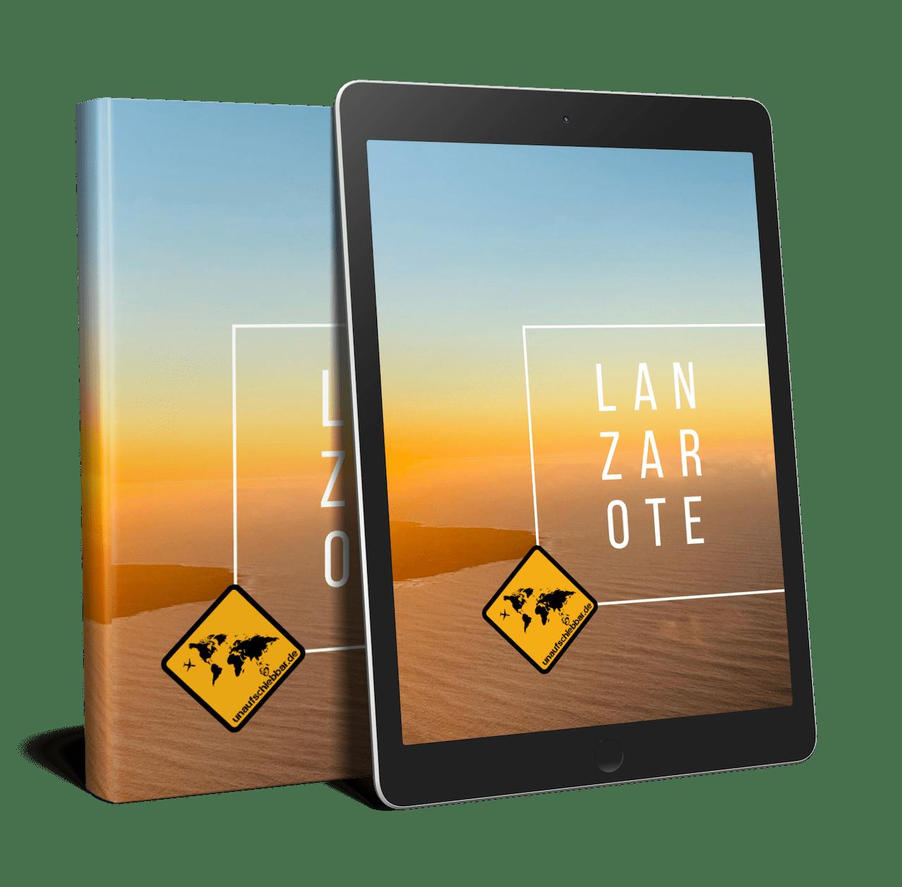 Lanzarote Bildband Fotoband iPad small