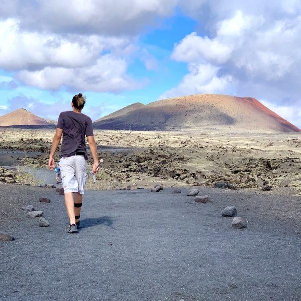 Lanzarote Highlights: Volcan El Cuervo