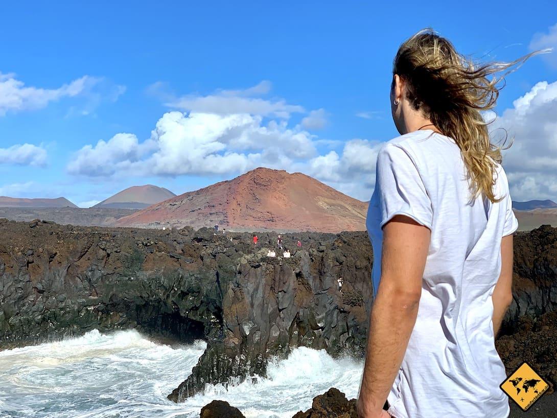 Lanzarote Los Hervideros Ausflugstipps