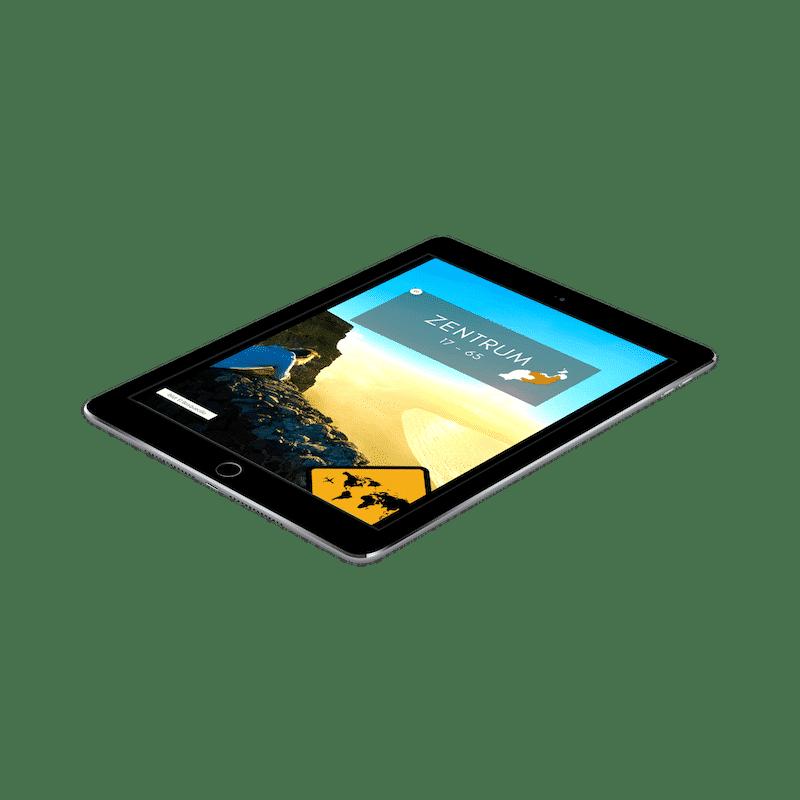 Lanzarote Reiseführer 99 Highlights iPad Deckblatt