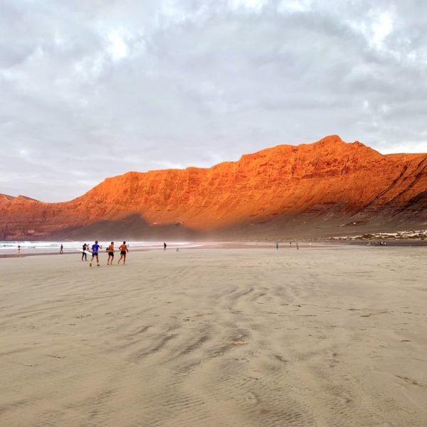 Lanzarote Sehenswürdigkeiten: Caleta de Famara