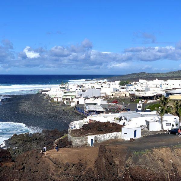 Lanzarote Sehenswürdigkeiten: El Golfo