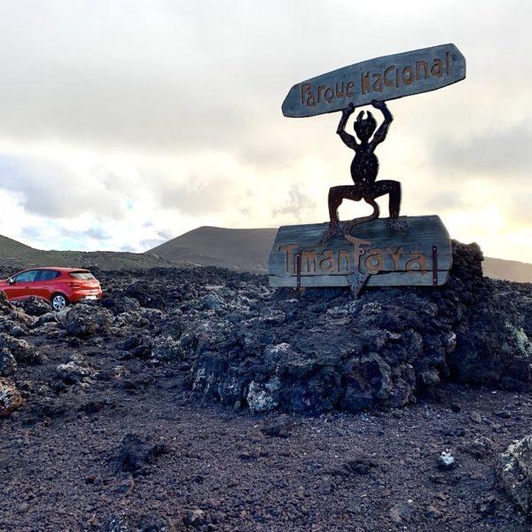 Lanzarote Sehenswürdigkeiten: Timanfaya Nationalpark