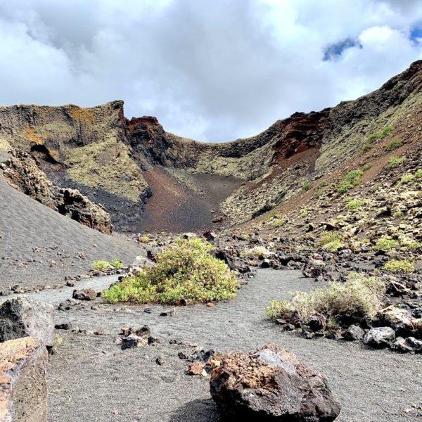Lanzarote Sehenswürdigkeiten: Volcan El Cuervo