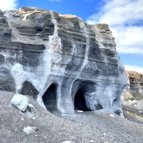 Lanzarote sehenswertes: Gesteinsformationen
