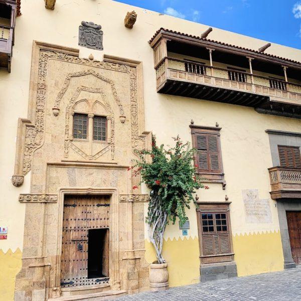 Las Palmas Kolumbushaus Gebäude