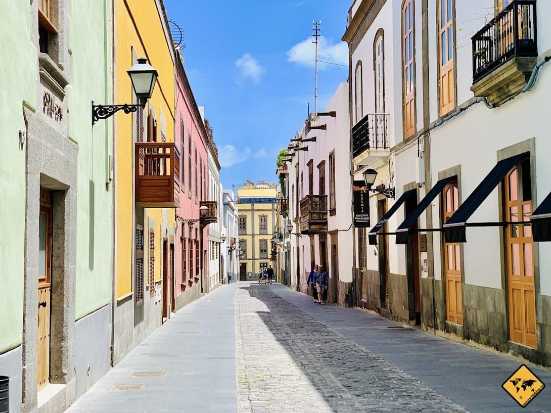 Las Palmas de Gran Canaria Altstadt Vegueta